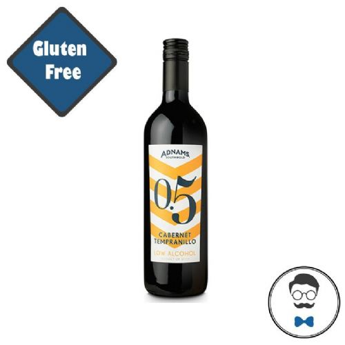 Adnams Cabernet / Tempranillo Alcohol Free Red Wine (0.5% ABV)